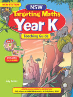 NSW Targeting Maths Teaching Guide (Comes with CD-ROM) : Year K - Judy Tertini