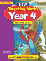 NSW Targeting Maths Year 4 : Teaching Guide - Australian Curriculum Edition - NEW EDITION
