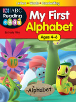 My First Alphabet : ABC Reading Eggs - Katy Pike