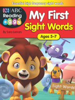 My First Sight Words : ABC Reading Eggs - Sara Leman