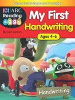 My First Handwriting : ABC Reading Eggs - Sara Leman