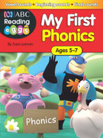 My First Phonics : ABC Reading Eggs - Sara Leman