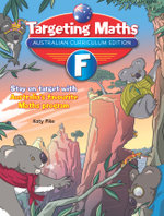 Targeting Maths Year Foundation  : Student Textbook - Australian Curriculum Edition - Katy Pike