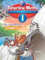 Targeting Maths Year 1 : Student Book - Australian Curriculum Edition - Katy Pike