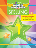 ABC Reading Eggs Eggpress Spelling Workbook : Year 1 - ABC Reading Eggs