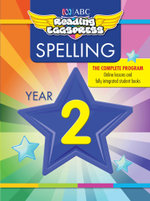 ABC Reading Eggs Eggpress Spelling Workbook : Year 2 - ABC Reading Eggs
