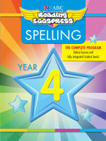 ABC Reading Eggs Eggpress Spelling Workbook : Year 4 - ABC Reading Eggs