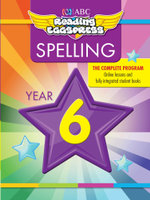 ABC Reading Eggs Eggpress Spelling Workbook : Year 6
