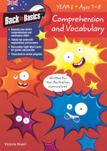 Back to Basics - Comprehension and Vocabulary : Year 2 - Victoria Hazell