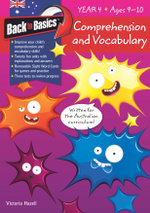 Back to Basics - Comprehension and Vocabulary : Year 4 - Victoria Hazell
