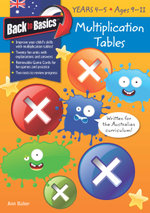 Multiplication Tables : Back to Basics : Years 4-5