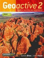 Geoactive 2 Stage 5 Australian Geography : Book & EBookPLUS (3rd Edition) - John Paine