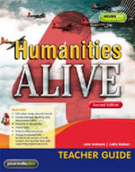 Humanities Alive 4 2E Teacher Guide & EGuidePLUS : Humanities Alive Series - Cathy Bedson
