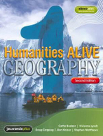 Humanities Alive Geography 1 for Victorian Essential Learning Standards Level 5 Second Edition - Cathy Bedson