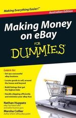 Making Money on eBay for Dummies : Australian Edition - Nathan Huppatz