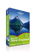 Discover New Zealand : Lonely Planet Travel Guide : 2nd Edition - Lonely Planet