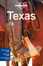 Texas : Lonely Planet Travel Guide : 4th Edition - Lonely Planet