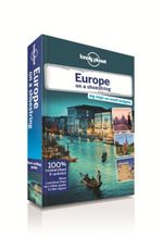 Europe On A Shoestring : Lonely Planet Shoestring Guide    - Lonely Planet