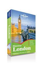 Discover London : Lonely Planet Travel Guide : 2nd Edition - Lonely Planet