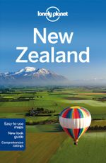 New Zealand : Lonely Planet Travel Guide : 17th Edition - Lonely Planet