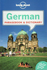 German : Lonely Planet Phrasebook & Dictionary - Lonely Planet