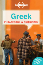 Greek : Lonely Planet Language Phrasebook & Dictionary - Lonely Planet