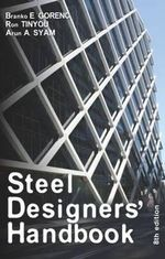 Steel Designers' Handbook - Branko E. Gorenc