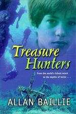 Treasure Hunters - Allan Baillie