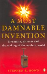 A Most Damnable Invention - Stephen Bown