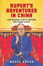 Rupert's Adevntures in China - Bruce Dover