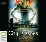 City of Ashes (MP3) : The Mortal Instruments : Book 2 - Cassandra Clare
