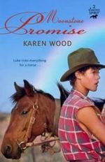 Moonstone Promise : Diamond Spirit Series : Book 2 - Karen Wood