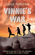 Vinnie's War - David McRobbie