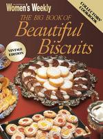 AWW Big Book of Beautiful Biscuits - Australian Women's Weekly