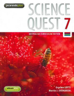 Science Quest 7 & EBookPLUS : Australian Curriculum Edition : Science Quest Series : Book 30 - Graeme Lofts