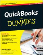 Quickbooks for Dummies : For Dummies Ser. - Veechi Curtis