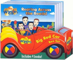 The Wiggles : Big Red Car Box Set  : Order Now For Your Chance to Win!* - The Five Mile Press