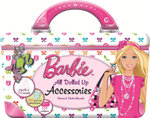 Barbie : All Dolled Up Accessories : Stencil Sketchbook - The Five Mile Press