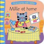 Millie at Home : First Words with Millie - Five Mile Press