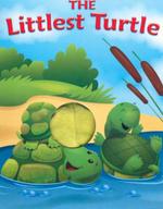 The Littlest Turtle : Finger Puppet Book