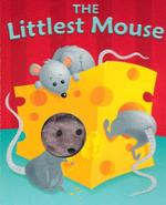The Littlest Mouse : Finger Puppet Book