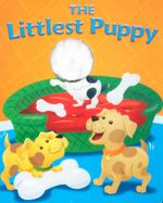 The Littlest Puppy : Finger Puppet Book