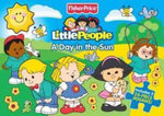 Fisher Price Little People A Day In The Sun Jigsaw Book : Includes five 24-piece jigsaws puzzles - Mile Press Five