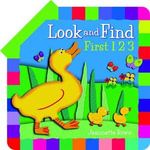 Look and Find : First Numbers : Look and Find Ser. - Jeannette Rowe