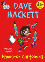 Hands-On Cartooning : Pocket Money Puffin - Dave Hackett