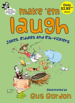 Make 'Em Laugh : Pocket Money Puffin - Gus Gordon