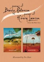 Poems of Banjo Paterson and Henry Lawson : 2 x Hardcover Books in 1 x Slipcased Boxed Set - A.B. Paterson