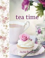 Tea Time : The Funky Cookbook Series - Jackie Brooks