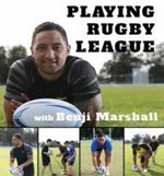 Playing Rugby League with Benji Marshall - Marshall Benji