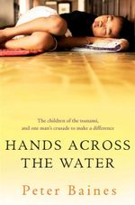 Hands Across the Water - Peter Baines